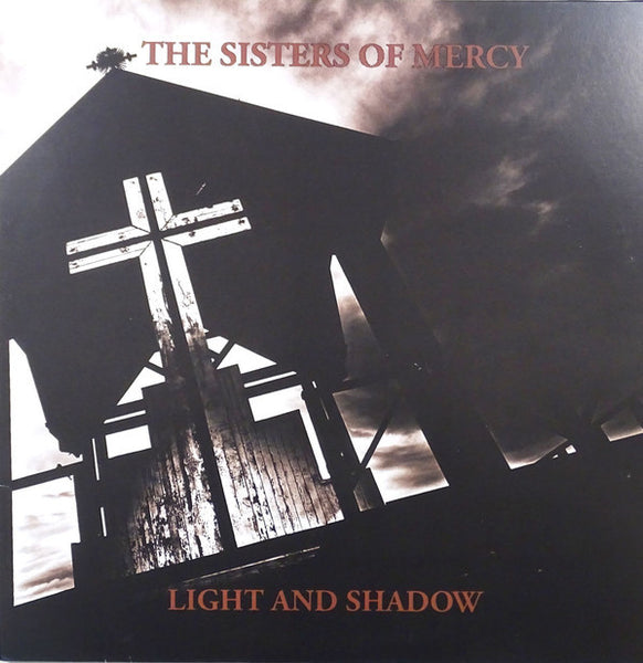 The Sisters Of Mercy ‎– Light And Shadow purple marble vinyl lp