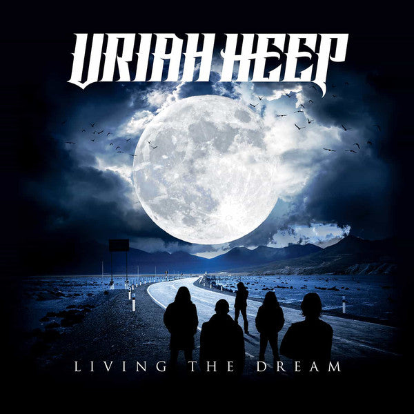 LIVING THE DREAM (BOX SET) by URIAH HEEP Compact Disc Box Set FRBS885