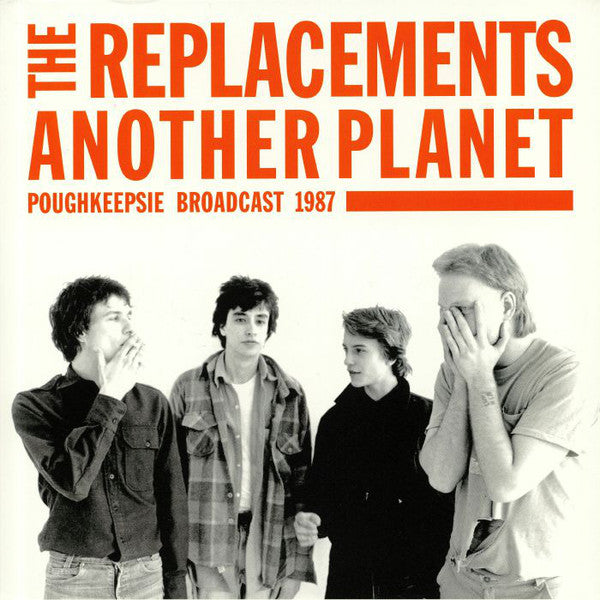 The Replacements ‎– Another Planet - Poughkeepsie Broadcast 1987 2 x vinyl lp