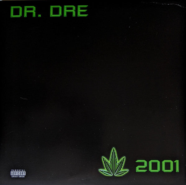 Dr. Dre ‎– 2001 vinyl lp 2 × Vinyl, LP, Album, Remastered, Reissue, Censored