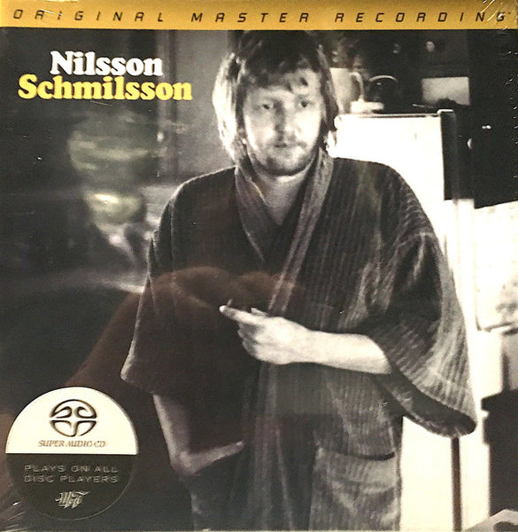 Harry Nilsson ‎– Nilsson Schmilsson SACD Hybrid Limited Edition NumberedRemastered MFSL