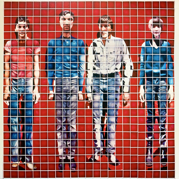 Talking Heads ‎– More Songs About Buildings And Food red  vinyl lp