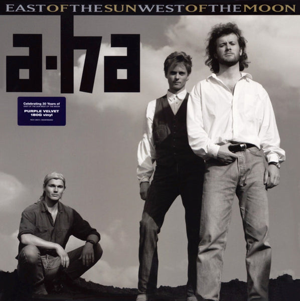 a-ha ‎– East Of The Sun West Of The Moon  Vinyl, LP, Album, Reissue, Stereo, Purple Velvet, 30th Anniversary Edition