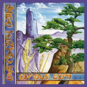 Ozric Tentacles ‎– Curious Corn  Vinyl, LP, Remastered, Purple