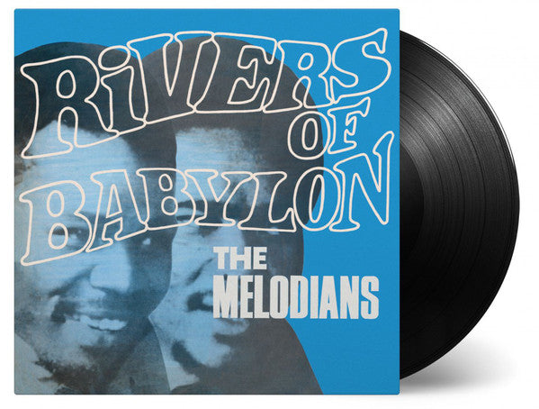 RIVERS OF BABYLON (BLACK) by MELODIANS Vinyl LP  MOVLP2610