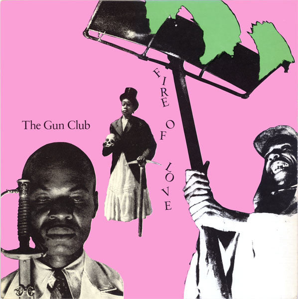 FIRE OF LOVE by GUN CLUB, THE Vinyl LP  PHR2012