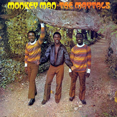 The Maytals ‎– Monkey Man vinyl lp  MOVLP2721