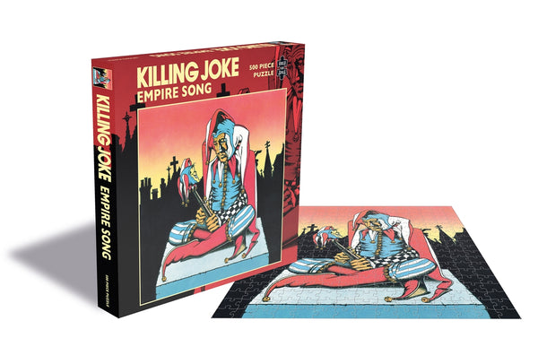 EMPIRE SONG (500 PIECE JIGSAW PUZZLE) by KILLING JOKE Puzzle  RSAW106PZ