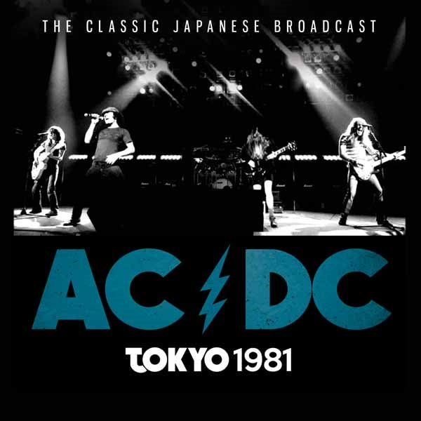 TOKYO 1981  by AC/DC  Compact Disc  ZCCD039