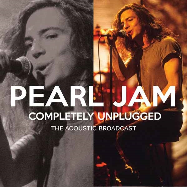 COMPLETELY UNPLUGGED by PEARL JAM Compact Disc  ZCCD088