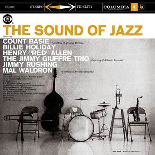 Various Artists - The Sound Of Jazz 2 x vinyl 200G 45RPM AAPJ 111-45