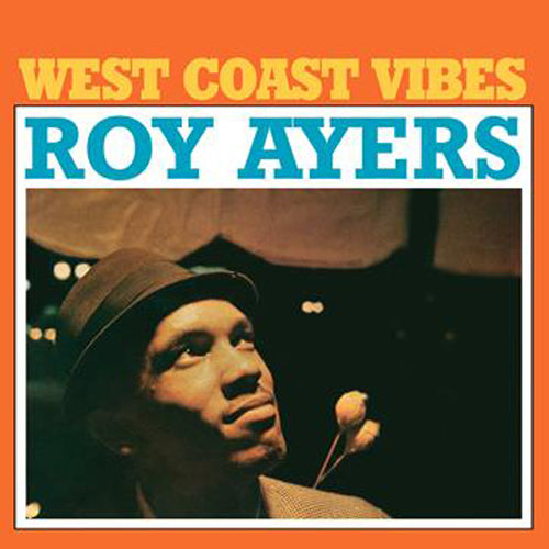 ROY AYERS - West Coast Vibes vinyl lp reissue HONEY012