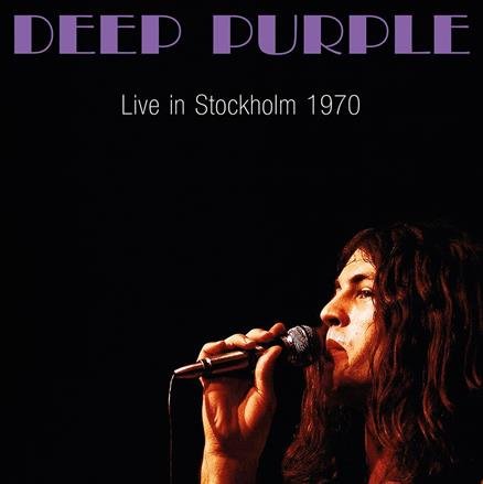 DEEP PURPLE - Live In Stockholm 1970  2 x vinyl lp  DBQP38