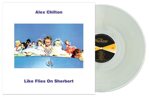ALEX CHILTON – Like Flies On Sherbet LP ltd colour vinyl pressing