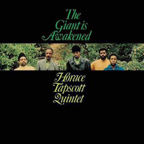 Horace Tapscott Quintet - The Giant Is Awakened vinyl lp reissue LP-RGM-1113