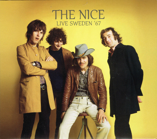 The Nice ‎– Live Sweden '67 vinyl lp  LCLPC5018