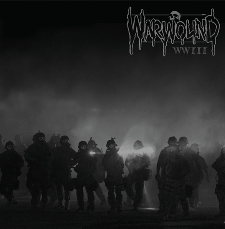 Warwound ‎– WWIII vinyl lp vile records VILE007