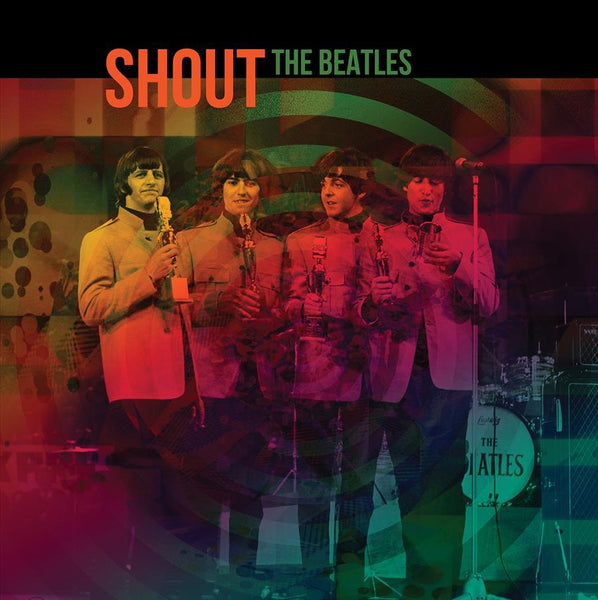 THE BEATLES SHOUT on 180g WHITE Vinyl RWLP045-WHITE