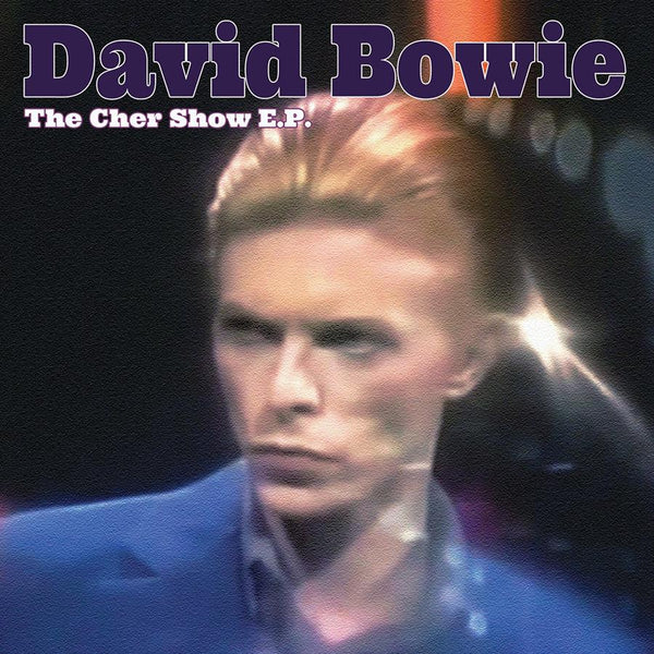 DAVID BOWIE THE CHER SHOW EP LTD REPRESS RED VINYL Cat No: KITT27EP001-red