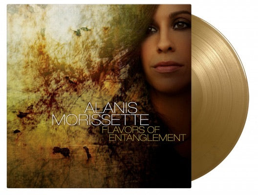 FLAVORS OF ENTANGLEMENT (COLOURED) by ALANIS MORISSETTE Vinyl LP MOVLP2056C
