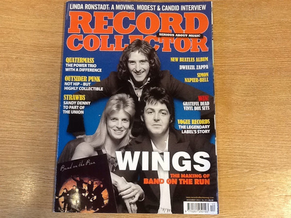 Record collector magazine December 2013 No 421