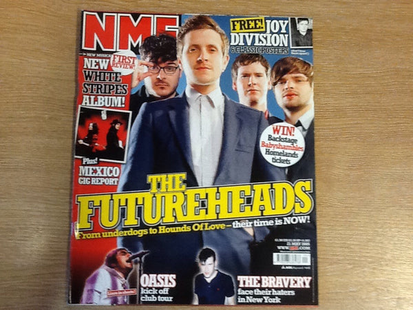 New musical express magazine 21st may 2005
