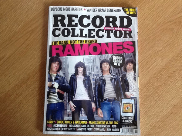 Record collector magazine march 2015