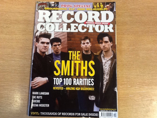 Record collector magazine February 2014 No 424