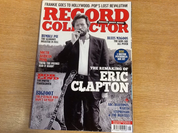 Record collector magazine January 2014 No 423
