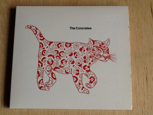 The concretes licking fingers 2004 compact disc album