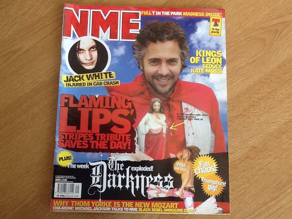New musical express magazine 19th July 2003