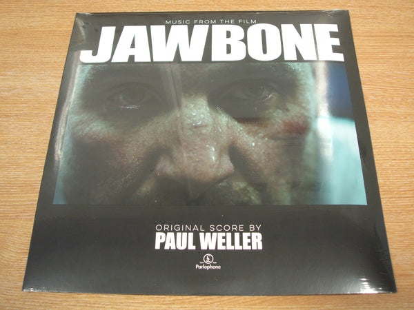 paul weller Jawbone Original Film Soundtrack Vinyl Lp Brand New Mint Sealed