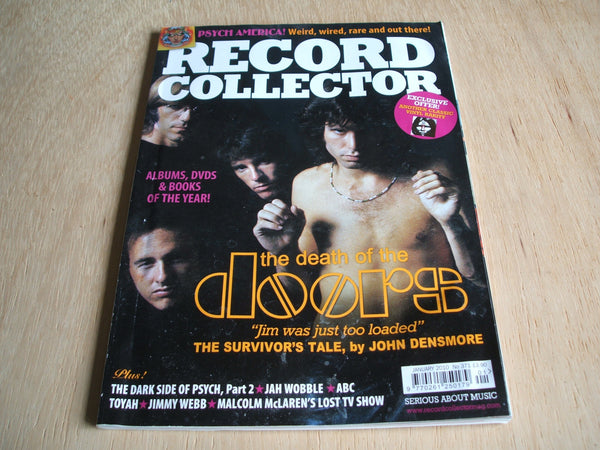 record collector magazine january 2010  No 371