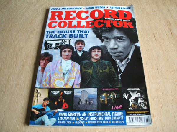 record collector magazine  july 2014  No 429