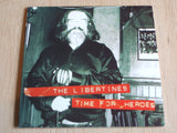 the libertines  time for heroes  compact disc single  cd2