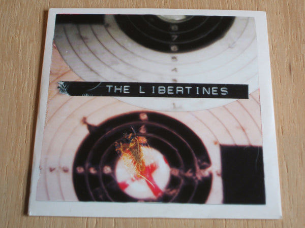 the libertines  what a waster / i get along  compact disc single
