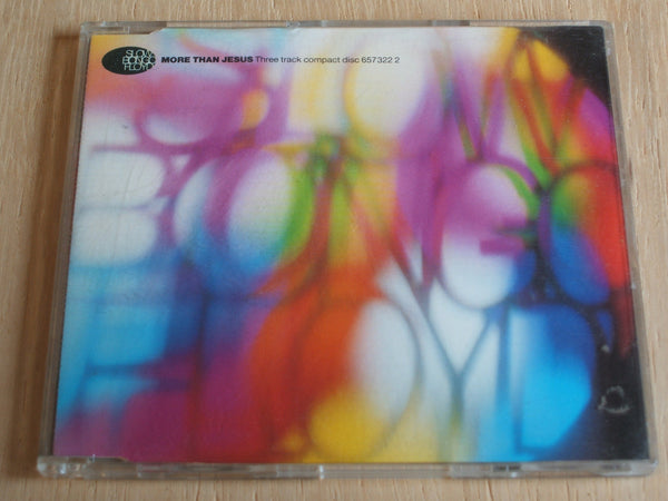 slow floyd bongo  more than jesus  compact disc single