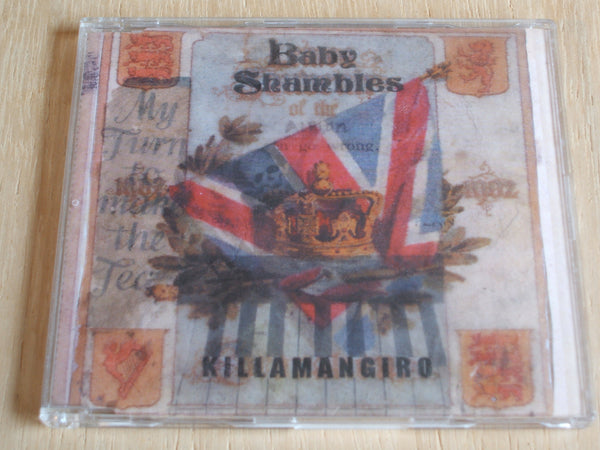baby shambles  killamangiro  compact disc single