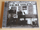 palma violets  compact disc album  new / sealed
