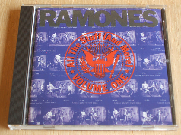 ramones all the stuff [ and more ] volume one   compact disc album