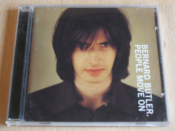 bernard butler people move on compact disc album