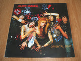 Hanoi Rocks Oriental Baby 2017 Red Vinyl Ltd Reissue Lp