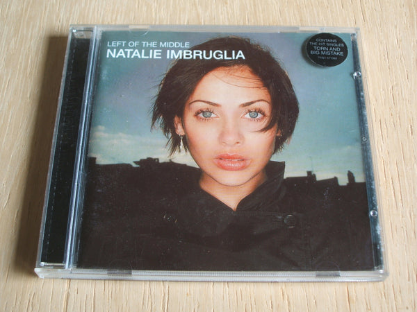 natalie imbruglia left of middle compact disc album
