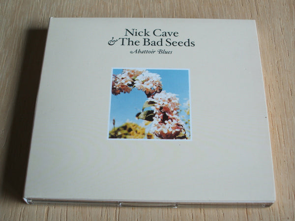 nick cave and the bad seeds Abattoir Blues / The Lyre Of Orpheus  2 x compact disc album