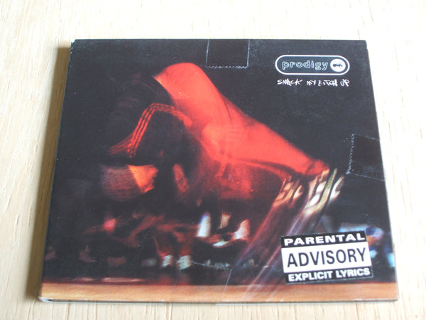 prodigy smack my bitch up compact disc single