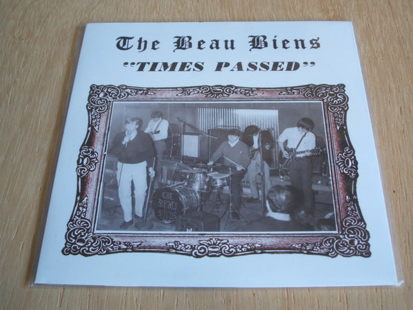 the beau biens times passed 2017 reissue vinyl 7""