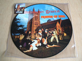 "WITCHFINDER GENERAL FRIENDS OF HELL 12"" VINYL PICTURE DISC"