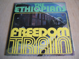 the ethiopians freedom train reissue 180 gram vinyl lp
