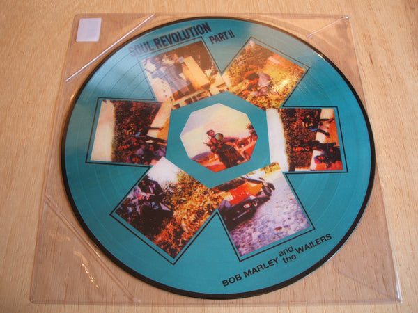 bob marley soul revolution part II 2017 picture disc vinyl lp
