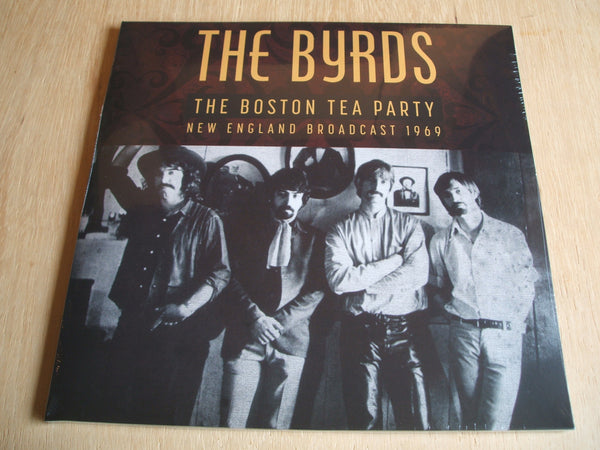 The Byrds The Boston Tea Party 2017 Parachute Label Double